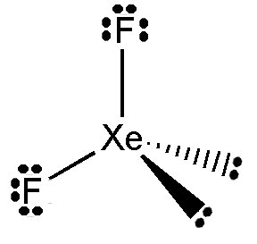 Xenon Difluoride Lewis Structure The gallery for -->...