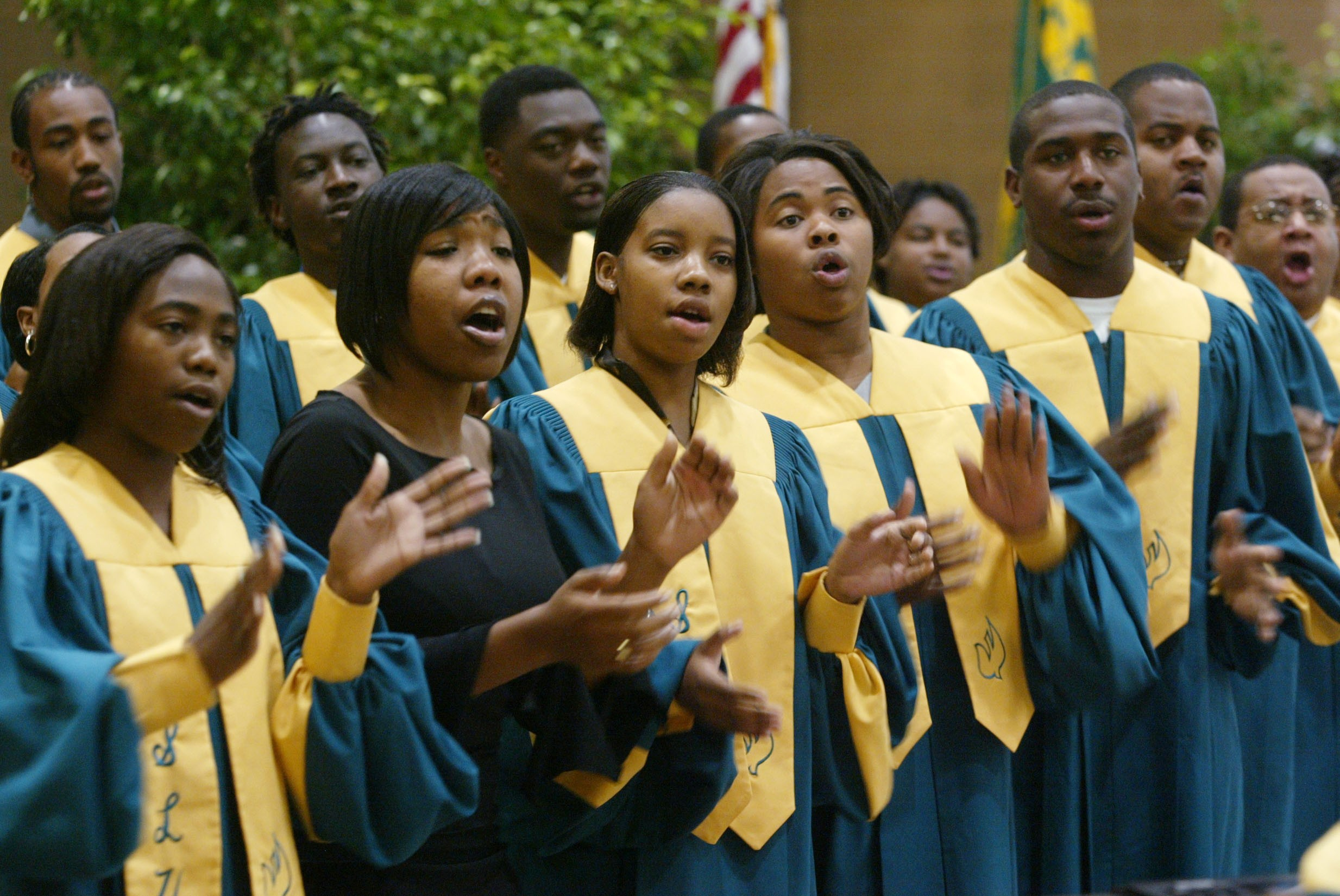 African American Choir Images African American Gospel Choir