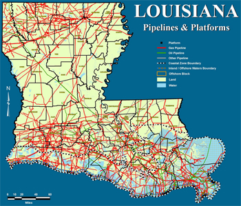 Louisiana Dept Of Natural Resources