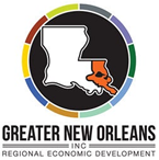 Greater New Orleans Regional Economic Development Logo