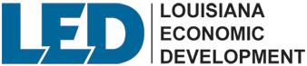 Louisiana Economic Development Logo