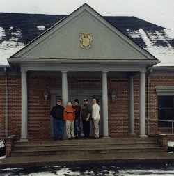 Quick Facts about Theta Chi Fraternity